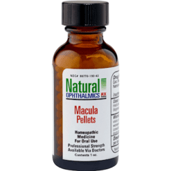 Natural Ophthalmics Inc Macula Pellets 1 oz N19042