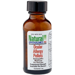 Natural Ophthalmics Inc Ocular Allergy Pellets 1 oz N12042