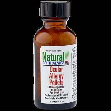 Natural Ophthalmics Inc Ocular Allergy Pellets 1 oz N12042
