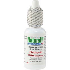 Natural Ophthalmics Inc Ortho K Thin Daytime Eye Drops 0.5 oz N14215