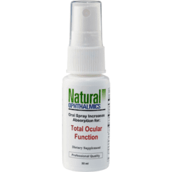 Natural Ophthalmics Inc Total Ocular Function Oral Spray 30 ml N19031