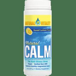 Natural Vitality Calm Lemon 8 oz NV0131