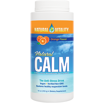 Natural Vitality Calm Orange 16 oz NV0087