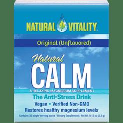 Natural Vitality Calm Packets Original 30 packs NV0728