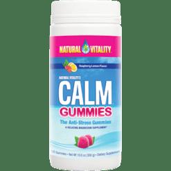 Natural Vitality Natural Calm Gummies 120 gummies N02406