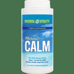 Natural Vitality Natural Calm Original unflavored 16oz NV0025