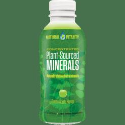 Natural Vitality Plant Sourced Minerals 16 fl oz NV1935