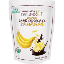 Natures All Freeze Dried Chocolate Banana 4 oz NT1191