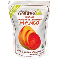 Natures All Freeze Dried Mango 1.5 oz HB1092