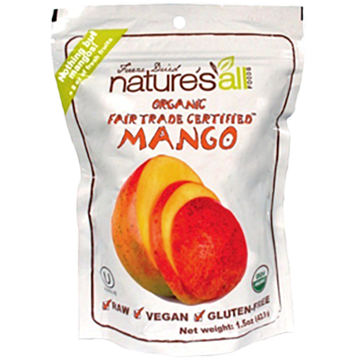 Natures All Freeze Dried Mango 1.5 oz HB1092