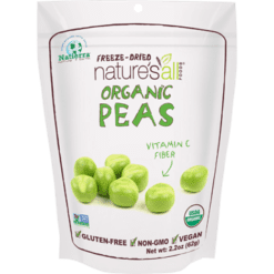 Natures All Freeze Dried Organic Peas 2.2 oz NT4543