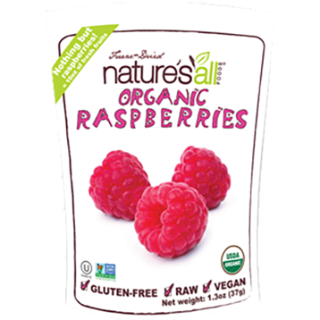 Natures All Freeze Dried Raspberry 1.3 oz HB1159