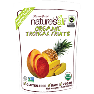 Natures All Freeze Dried Tropical Mix 1.5 oz HB1122