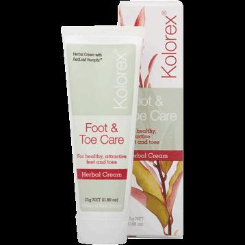 Natures Sources Kolorex Advanced Foot amp Toe Care Cream 25 grams KOLO3