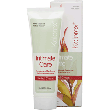 Natures Sources Kolorex Intimate Care Cream 50 grams KOLOR