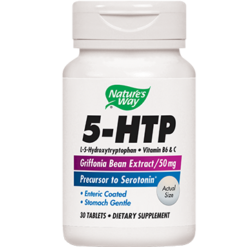 Natures Way 5 HTP 50 mg 30 tablets 5HTP2