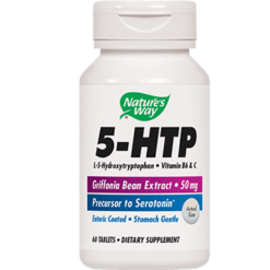 Natures Way 5 HTP 50 mg 60 tablets 5HTP3