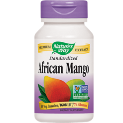 Natures Way African Mango 60 vcaps IT15847