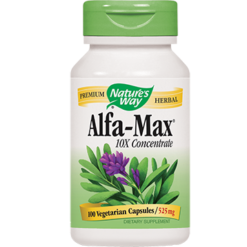 Natures Way Alfa Max 525 mg 100 caps ALF13