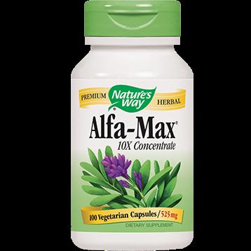 Natures Way Alfa Max 525 mg 100 caps ALF13