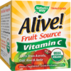 Natures Way Alive® Organic Vitamin C Powder 120 gms ALI22