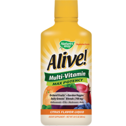 Natures Way Alive Liquid Multi 30 oz ALI24