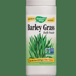 Natures Way Barley Grass Powder 9 oz BARLP