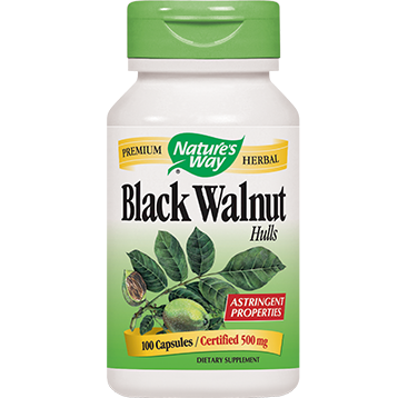 Natures Way Black Walnut 100 caps BLAC3