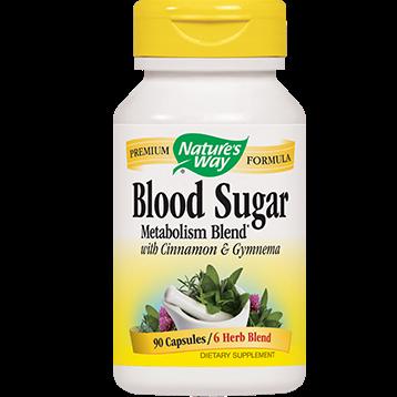 Natures Way Blood Sugar 90 caps BLOO9
