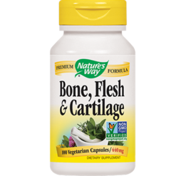 Natures Way Bone Flesh amp Cartilage Formula 100 caps BON18