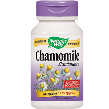 Natures Way Chamomile 60 caps CHA13