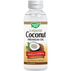 Natures Way Coconut Oil 10 oz IT15857