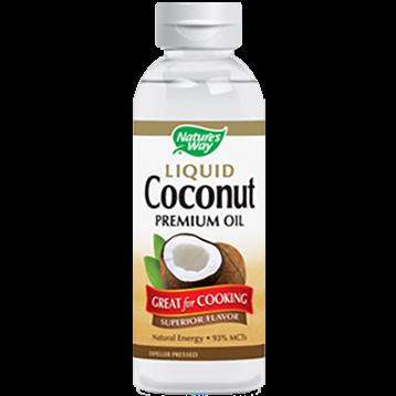 Natures Way Coconut Oil 10 oz IT15857