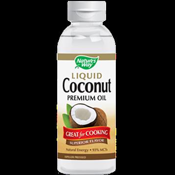 Natures Way Coconut Oil 20 oz IT15858