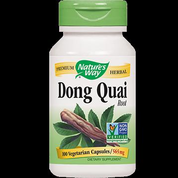 Natures Way Dong Quai Root 100 caps DON12
