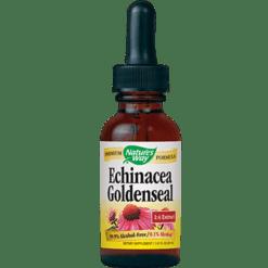 Natures Way Echinacea Goldenseal Alcohol Free 1 oz ECH36