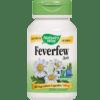 Natures Way Feverfew Leaves 380 mg 100 caps FEV12