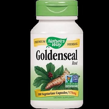 Natures Way Goldenseal Root 100 caps GOL16