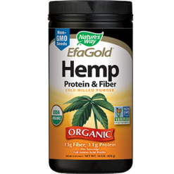 Natures Way Hemp Protein amp Fiber 454 gms HEM14