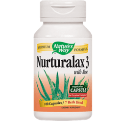Natures Way Naturalax 3 100 caps NATU3
