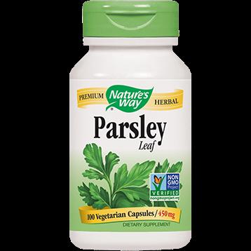 Natures Way Parsley Leaf 450 mg 100 caps PARS6