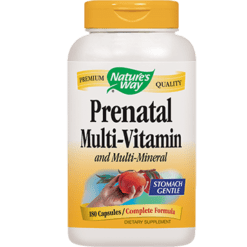 Natures Way Prenatal Complete 180 caps PREN4