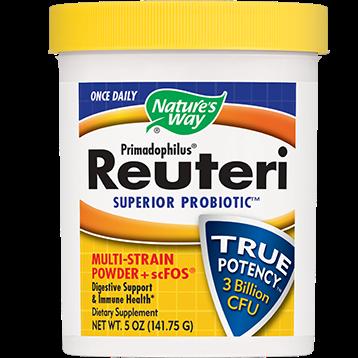 Natures Way Primadophilus Reuteri Powder 5 oz REUT3