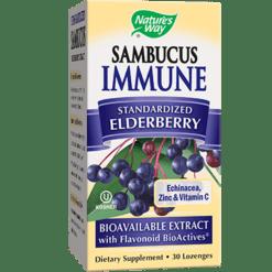 Natures Way Sambucus Immune System Lozenges 30 loz SAMB6