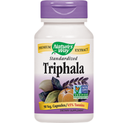 Natures Way Triphala 90 vcaps TRIP9