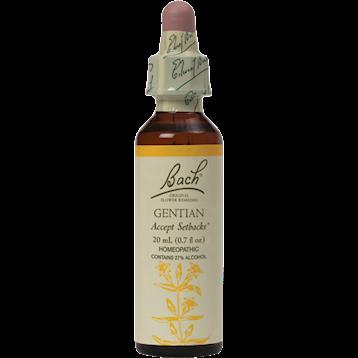 Nelson Bach Gentian Flower Essence 20 ml GEN18