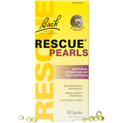 Nelson Bach Rescue Pearls 28 capsules N01542
