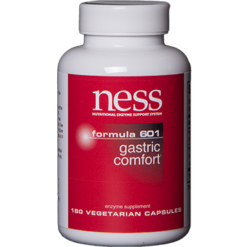Ness Enzymes Gastric Comfort 601 180 caps FOR48