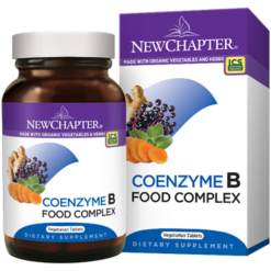 New Chapter B Food Complex 60 veg tabs N01132
