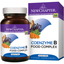 New Chapter B Food Complex 90 veg tabs N01149